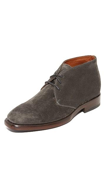 Frye Weston Suede Chukka Boots
