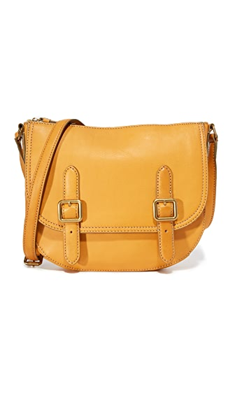 Frye Claude Saddle Bag