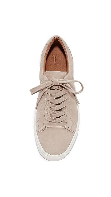 Frye Ivy Low Lace Sneakers