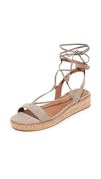 Frye Miranda Gladiator Sandals - Ash