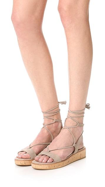 Frye Miranda Gladiator Sandals