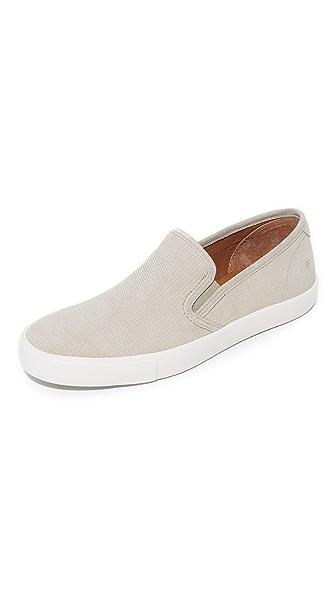 Frye Brett Slip On Shoes