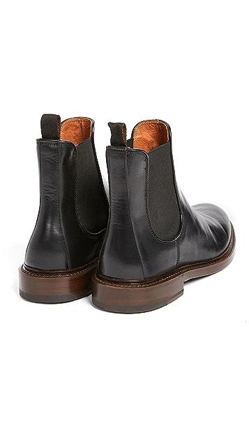 Frye Jones Chelsea Boots