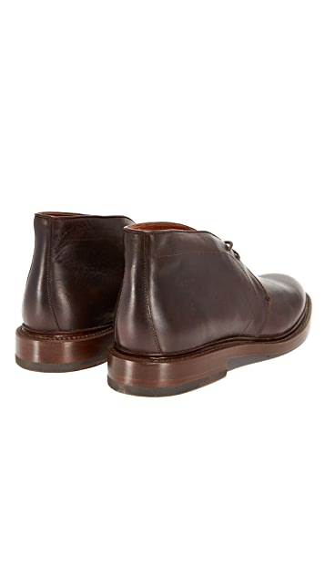 Frye Jones Lace Up Boots