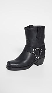 Frye Harness 8R Boots
