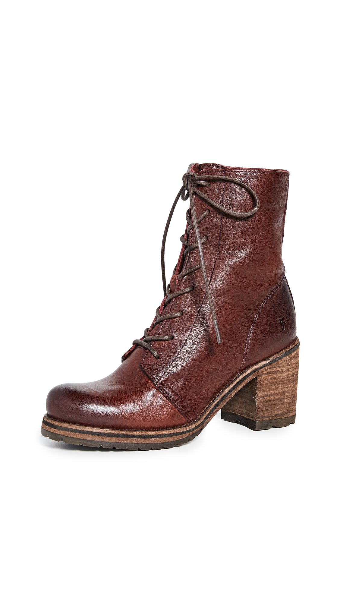 Buy Frye online - photo of Frye Karen Combat Boots