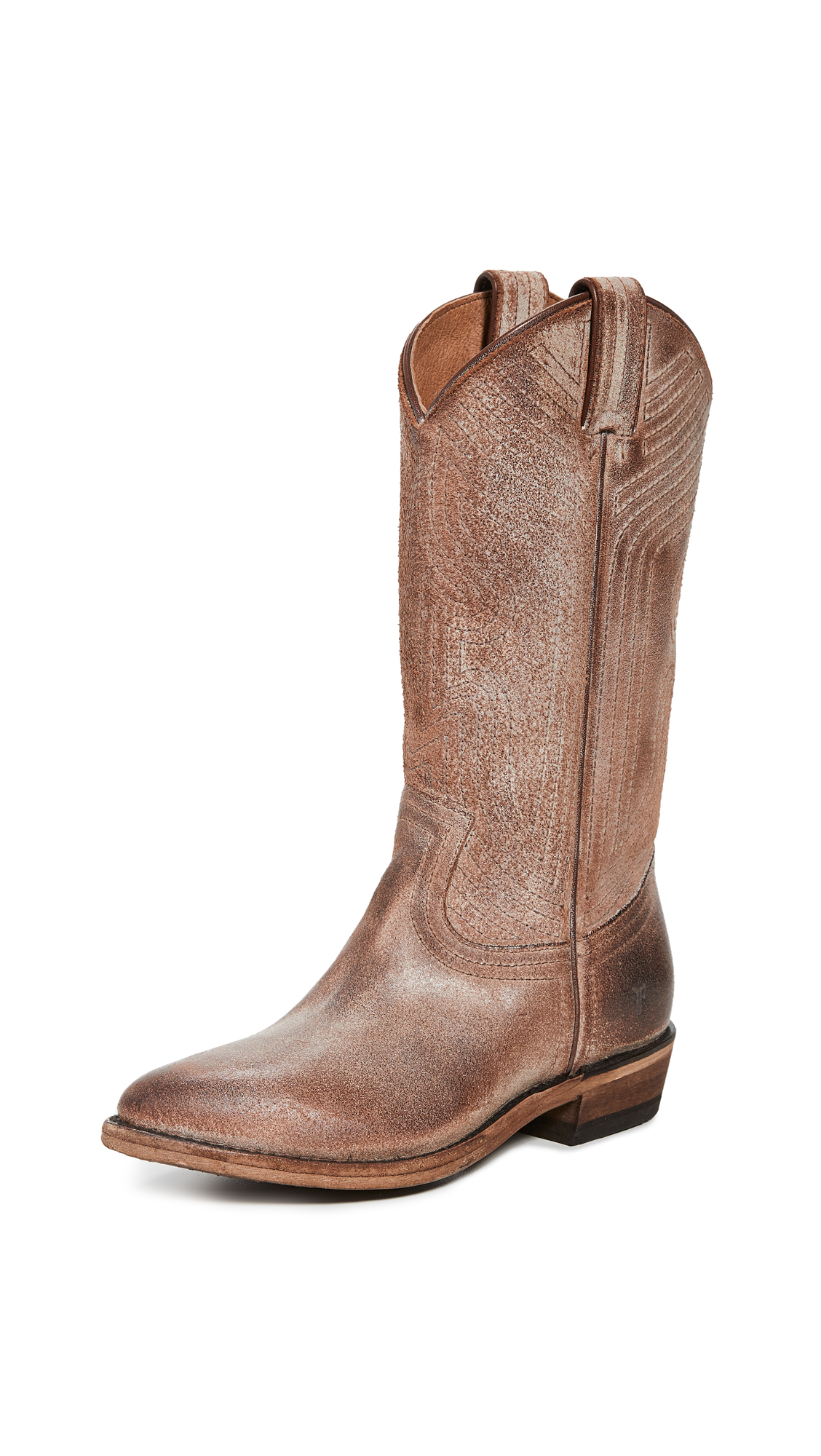 Frye Billy Stitch Pull On Boots – 50% Off Sale