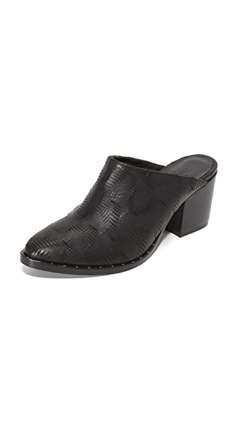 Freda Salvador Float Slip On Mules - Black at Shopbop