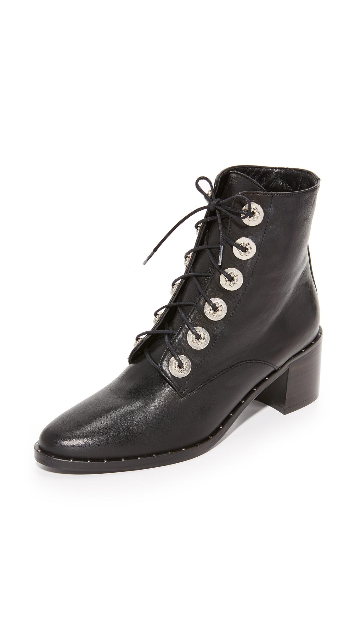Freda Salvador FS x Anndra Neen Ace Boots - Black