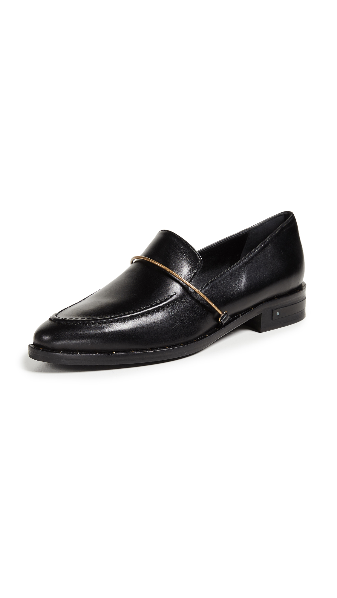 Freda Salvador The Light Loafers - Black