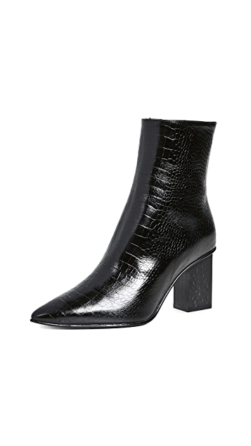 Freda Salvador Fia Point Toe Boots