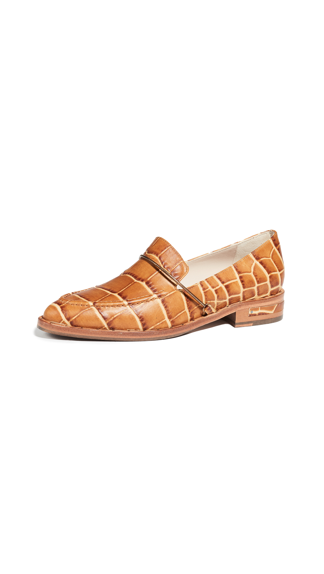 Buy Freda Salvador Light Loafers online, shop Freda Salvador