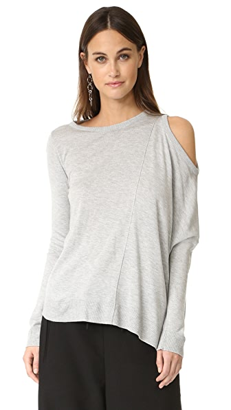 Fred and Sibel One Shoulder Top