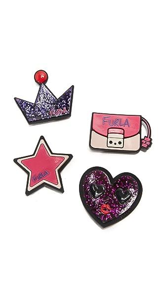Furla Candy DJ Stickers