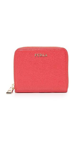 Furla Bablyon Small Zip Around Wallet