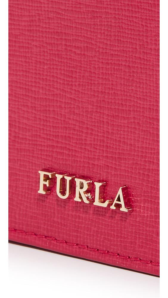 Furla babylon business card case shopbop reheart Gallery
