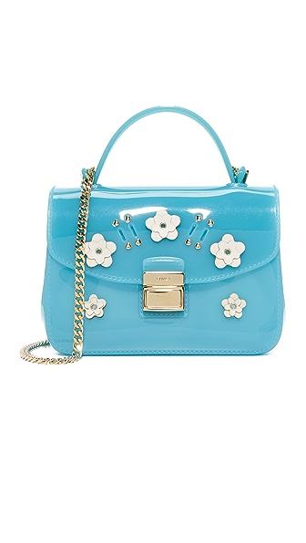Furla Миниатюрная сумка через плечо Candy Lilla Sugar