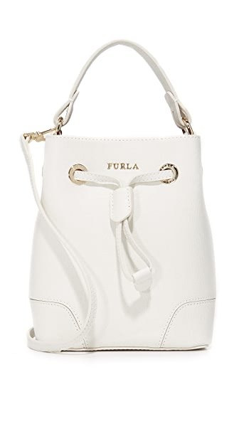 Furla Stacy Mini Drawstring Bag - Petalo