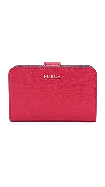 Furla Babylon Medium Zip Around Wallet