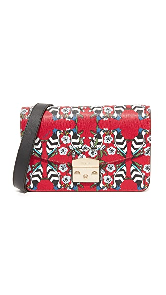 Furla Metropolis Small Shoulder Bag - Multi