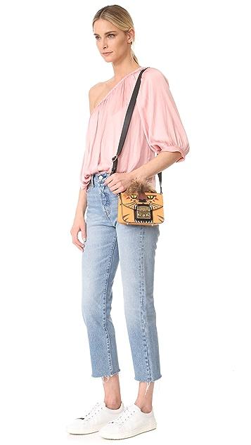 Furla Миниатюрная сумка через плечо Metropolis Jungle