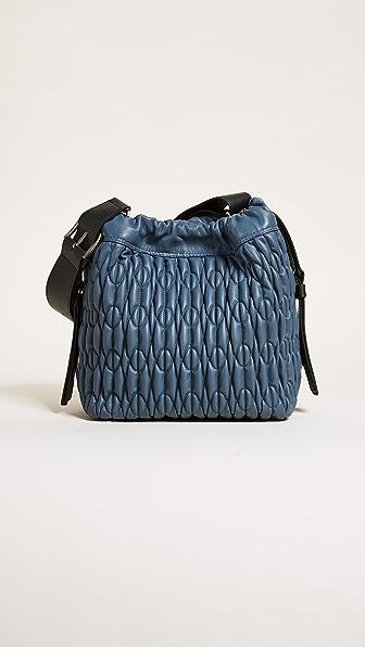 Furla Caos Small Drawstring Bag