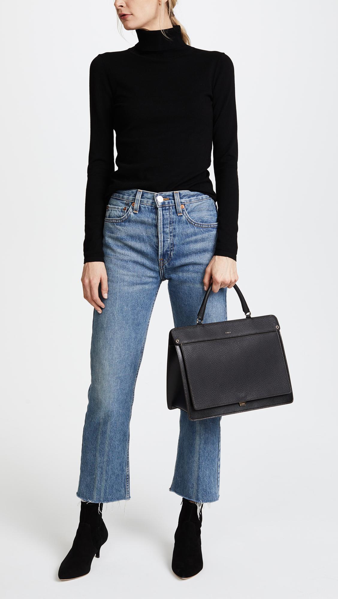 f95909f3d2236 Furla Like Medium Top Handle Bag