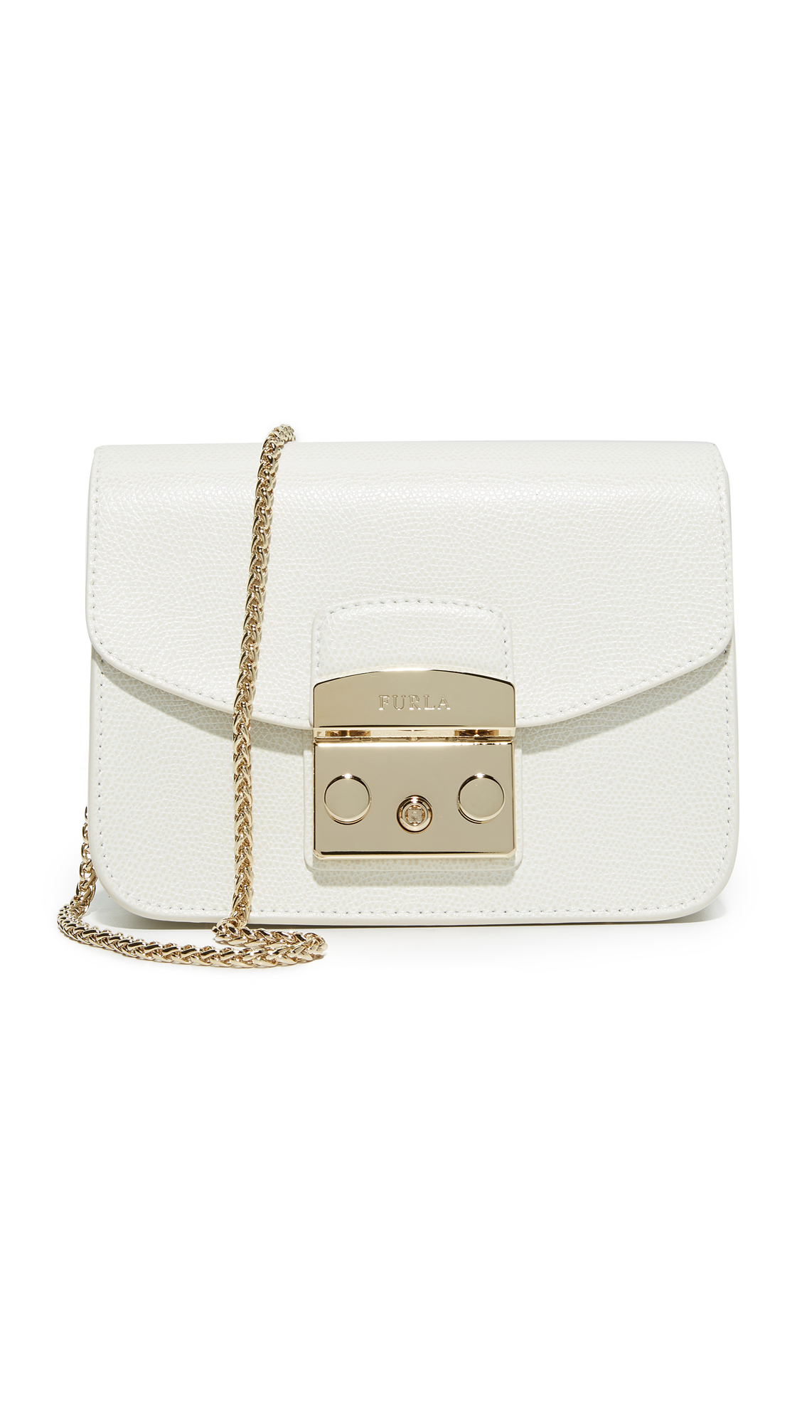 Furla Metropolis Mini Cross Body Bag - Petalo
