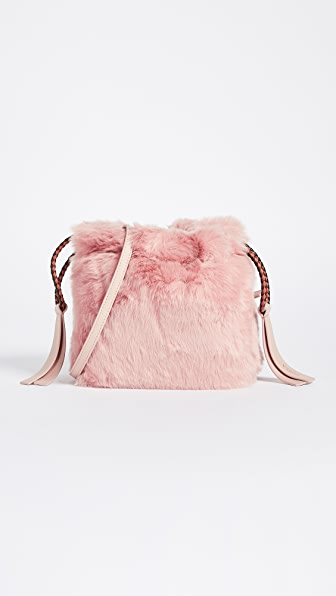 Furla Caos Cross Body Bag - Moonstone