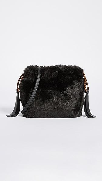 Furla Caos Cross Body Bag - Onyx