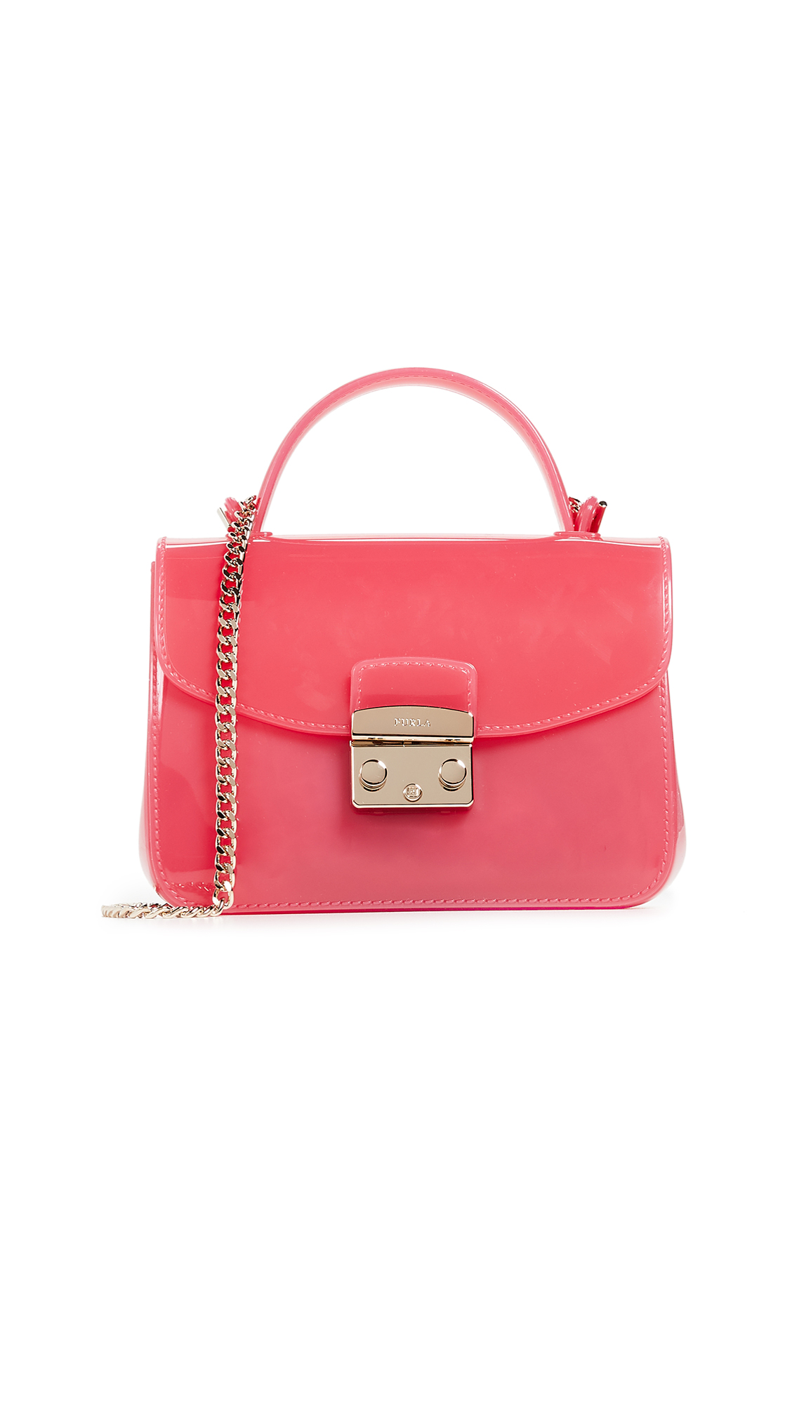 FURLA | Furla Candy Meringa Mini Cross Body Bag | Goxip