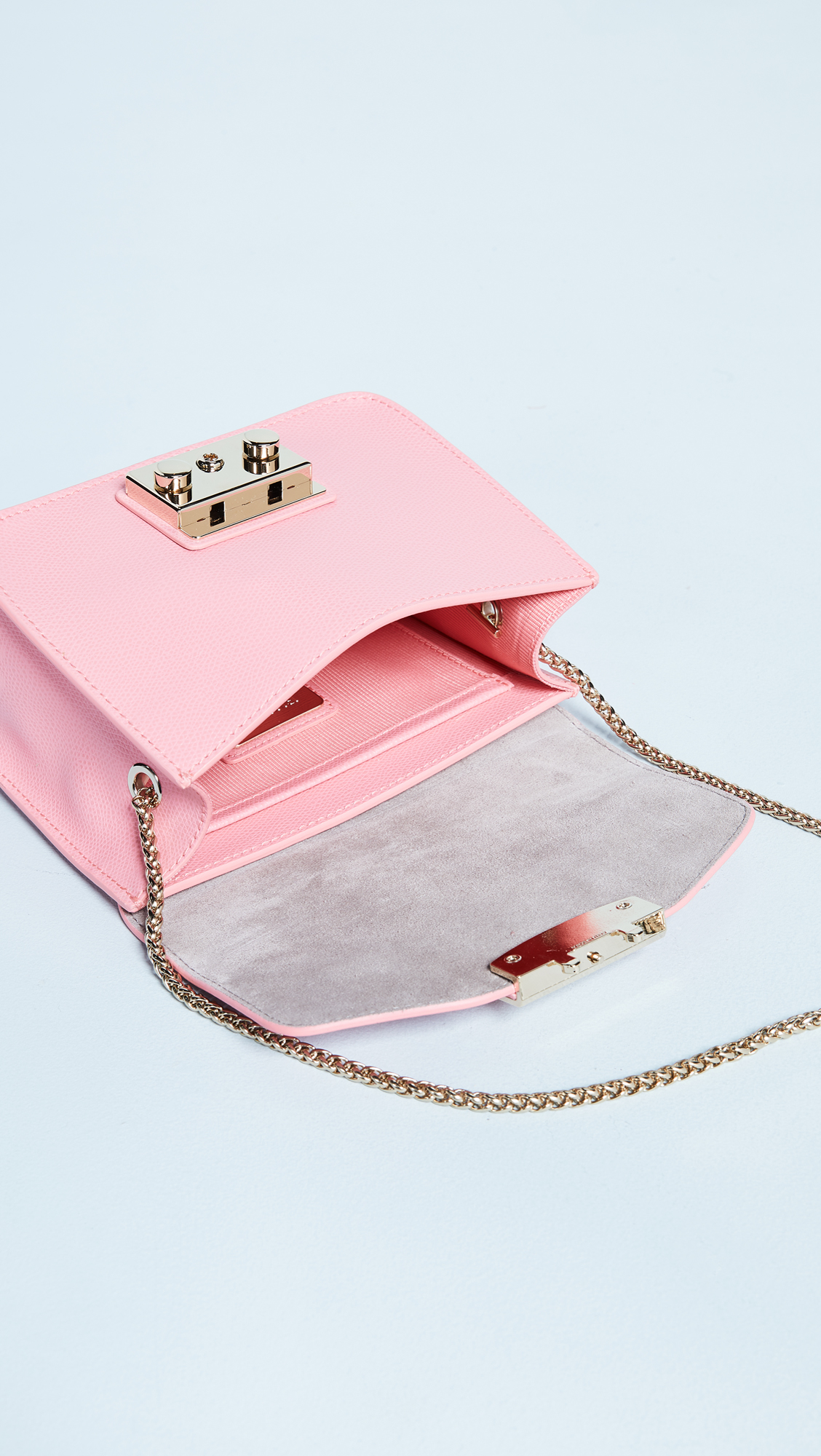 Furla Metropolis Mini Crossbody - Rosa Quarzo C的圖片搜尋結果