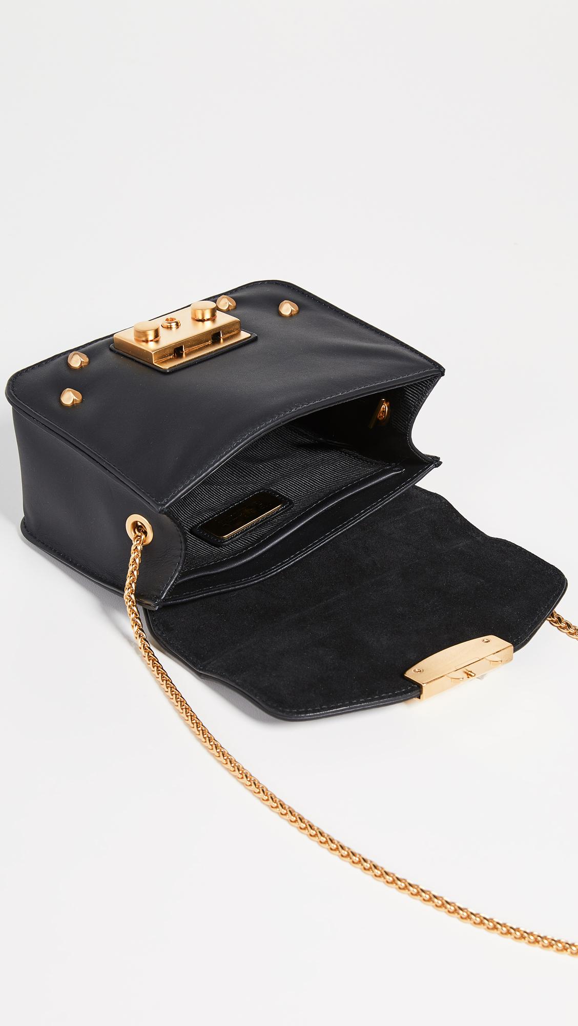 fc43f90b10bd Furla Metropolis Amoris Mini Crossbody Bag