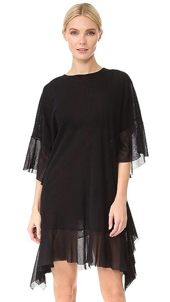 Fuzzi Asymmetrical Dress