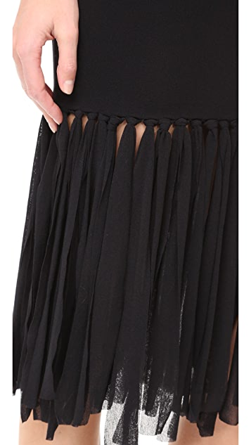 Fuzzi Sleeveless Dress
