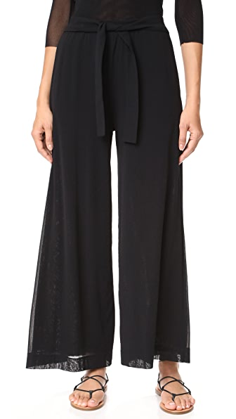 Fuzzi Mesh Trousers