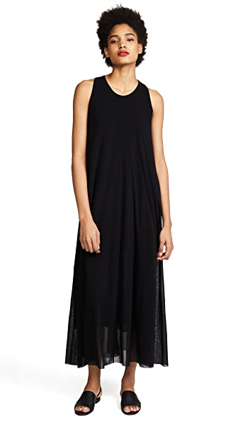 Fuzzi Sleeveless Maxi Dress