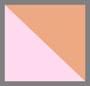 натуральный/розовый