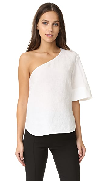 Georgia Alice One Shoulder Top