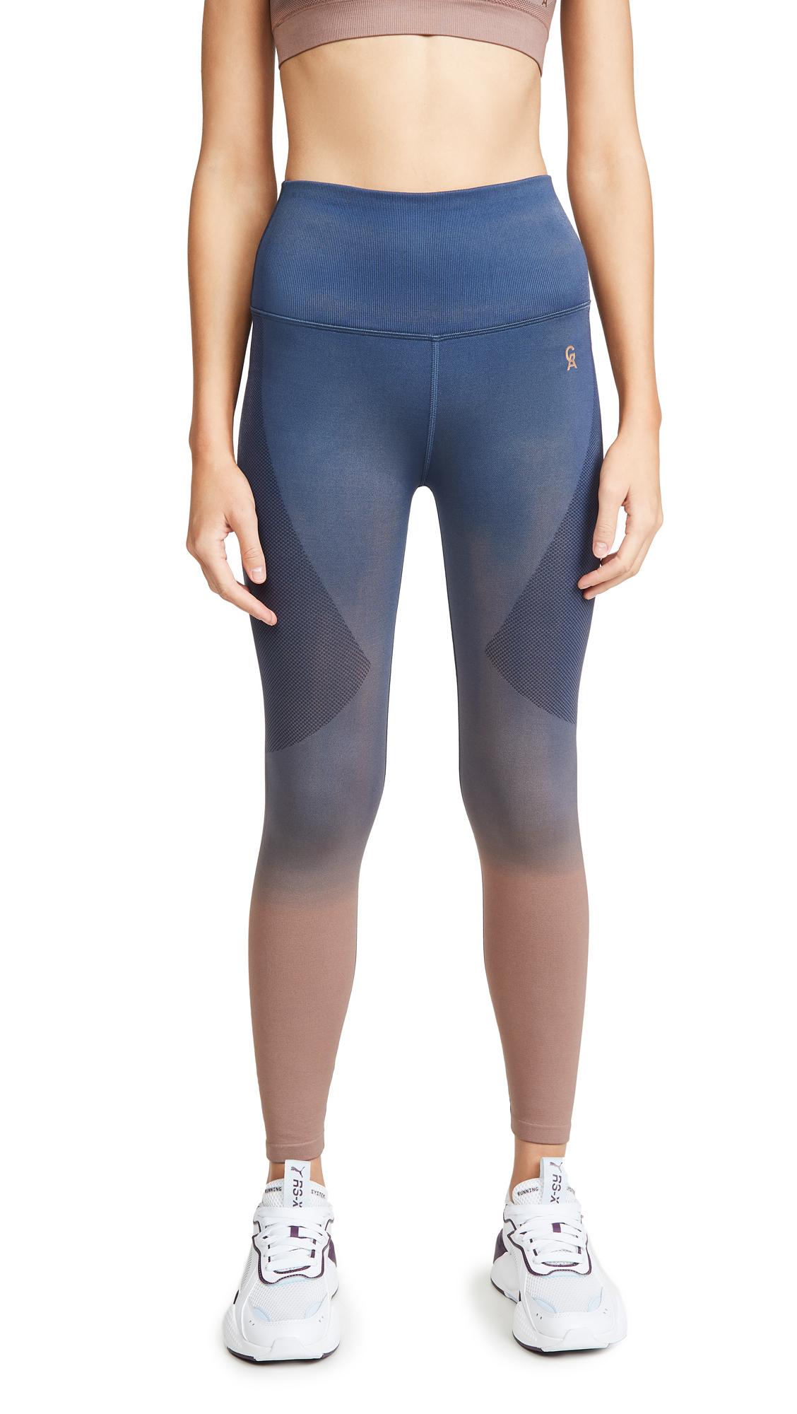 Buy Good American Active online - photo of Good American Active Dip Dye Seamless Leggings