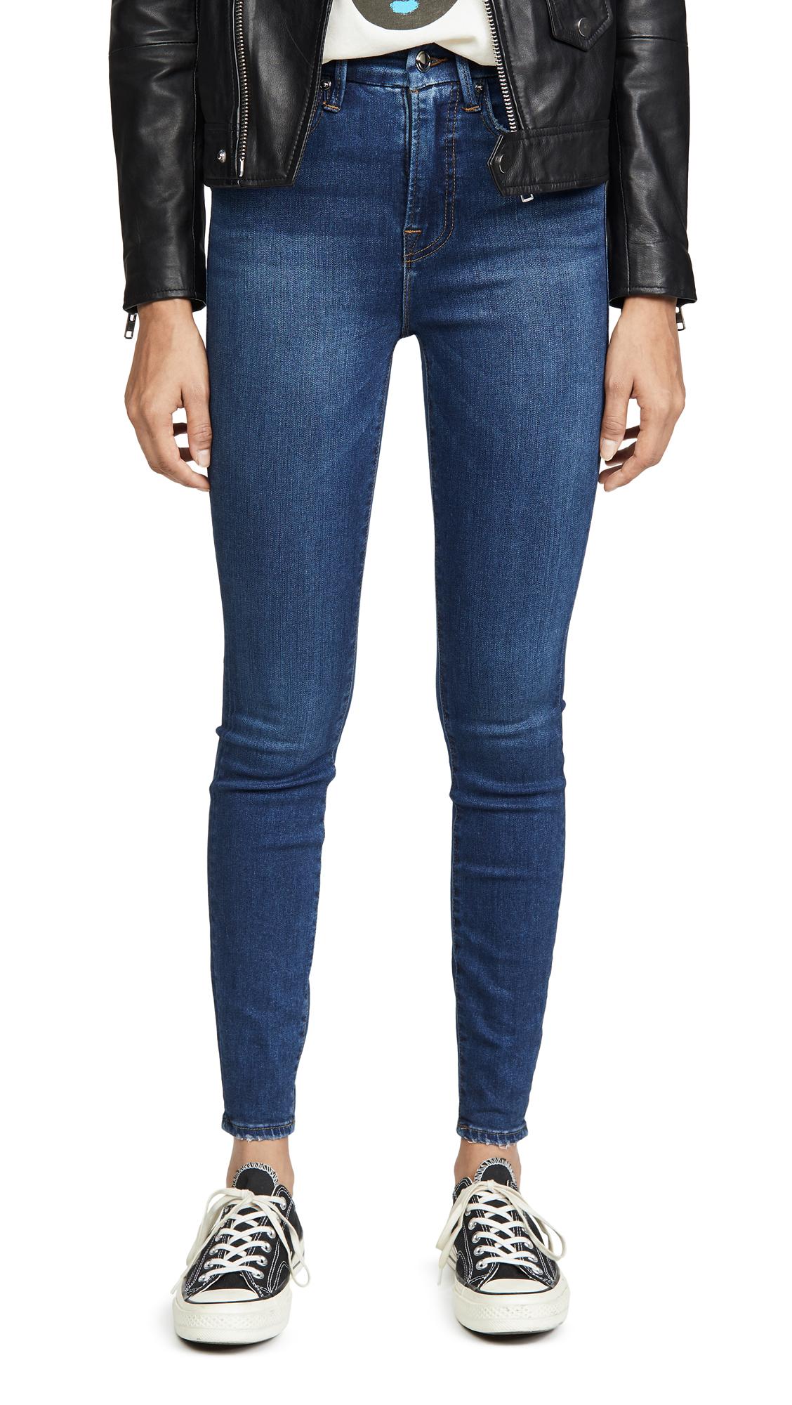 Buy Good American online - photo of Good American Good Waist Jeans