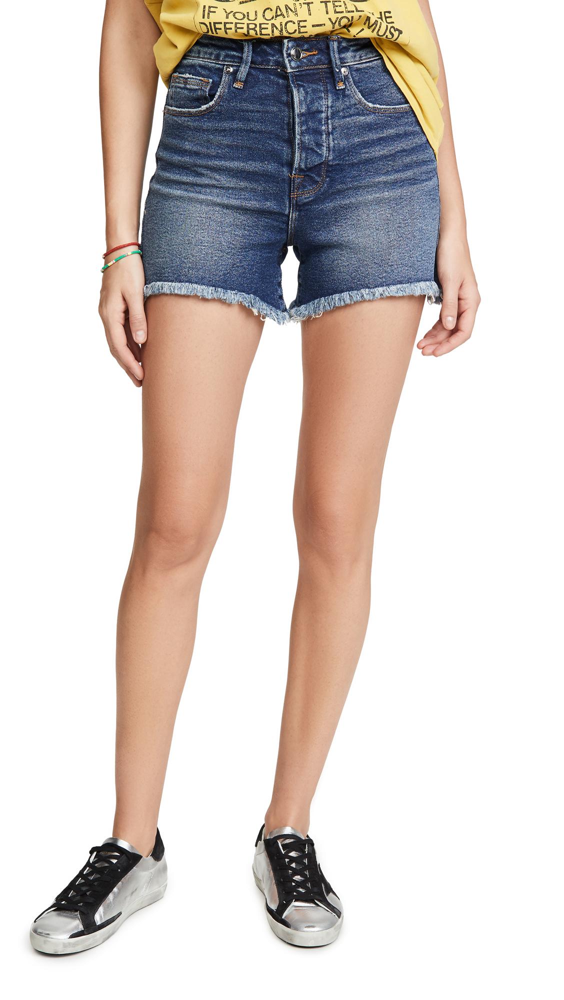 Buy Good American online - photo of Good American Bombshell Shorts