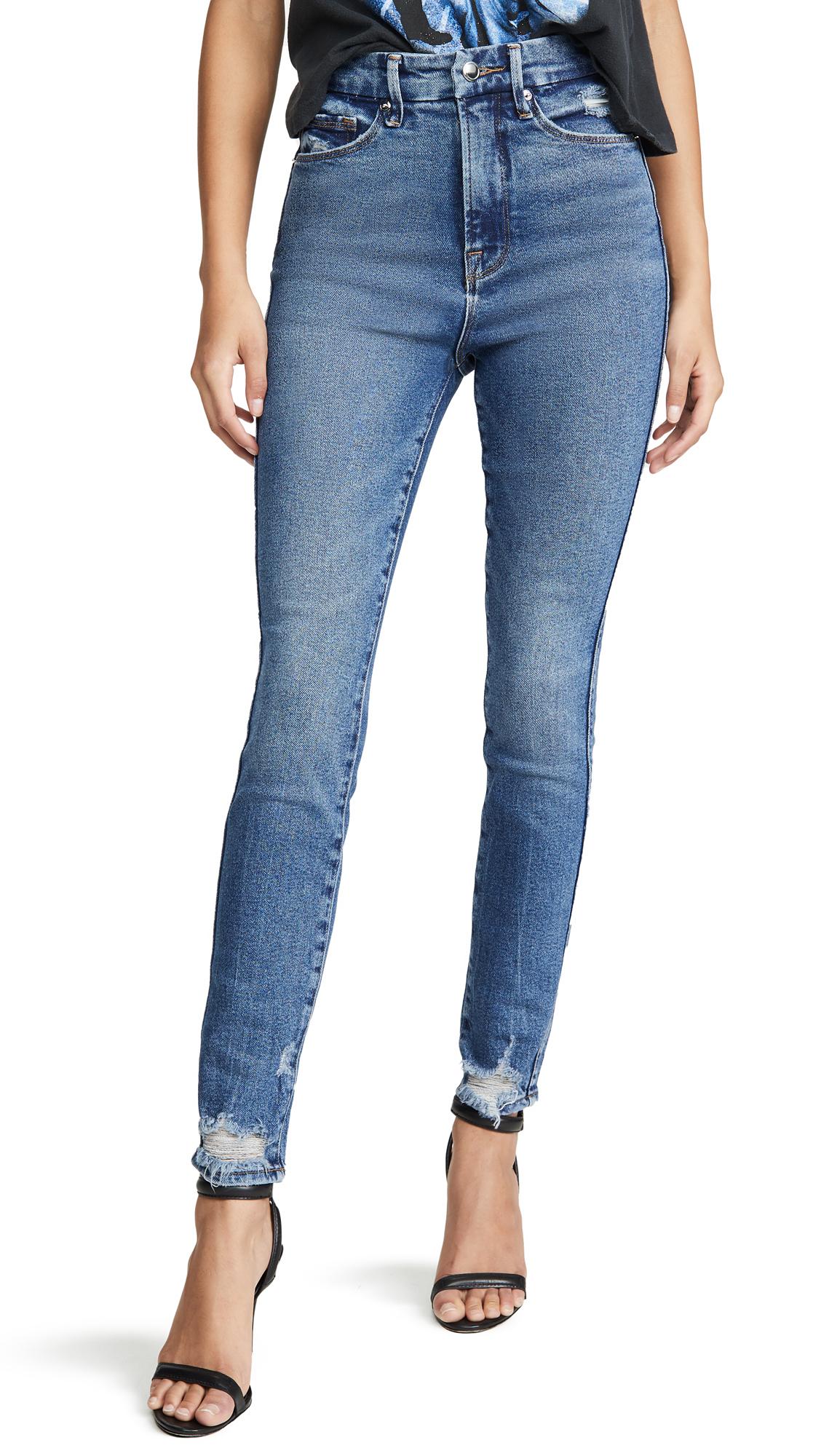 Buy Good American online - photo of Good American Good Curve Skinny Jeans