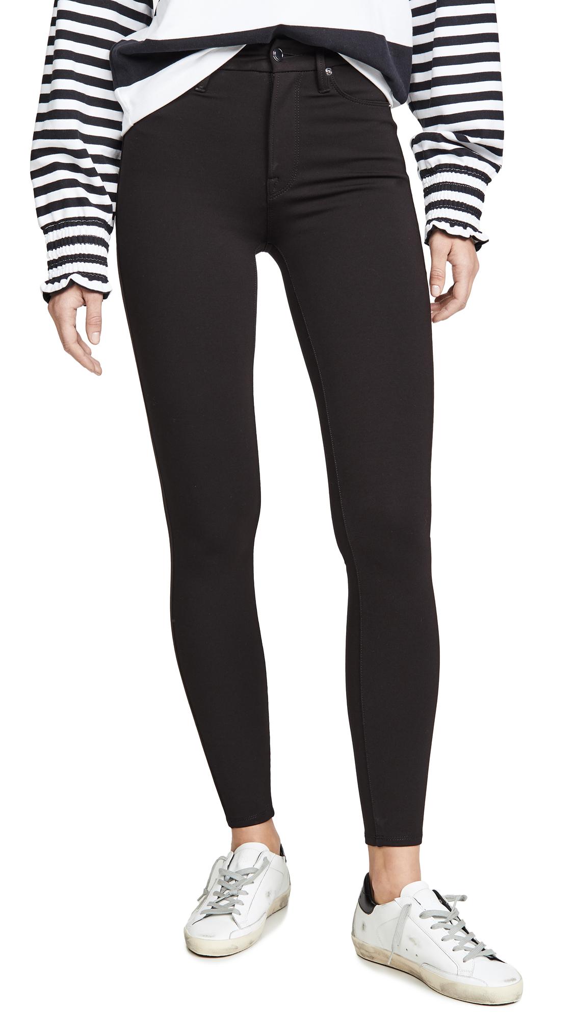Buy Good American online - photo of Good American Good Waist Ponte Legging Jeans