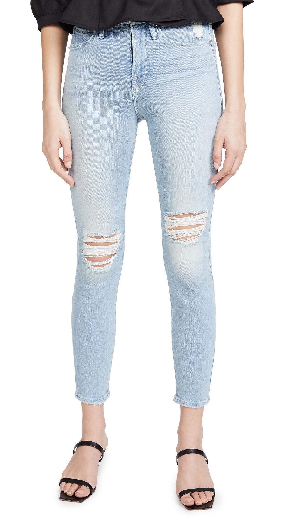 Buy Good American online - photo of Good American Good Legs Crop Jeans
