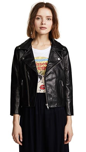 Ganni Biker Jacket at Shopbop
