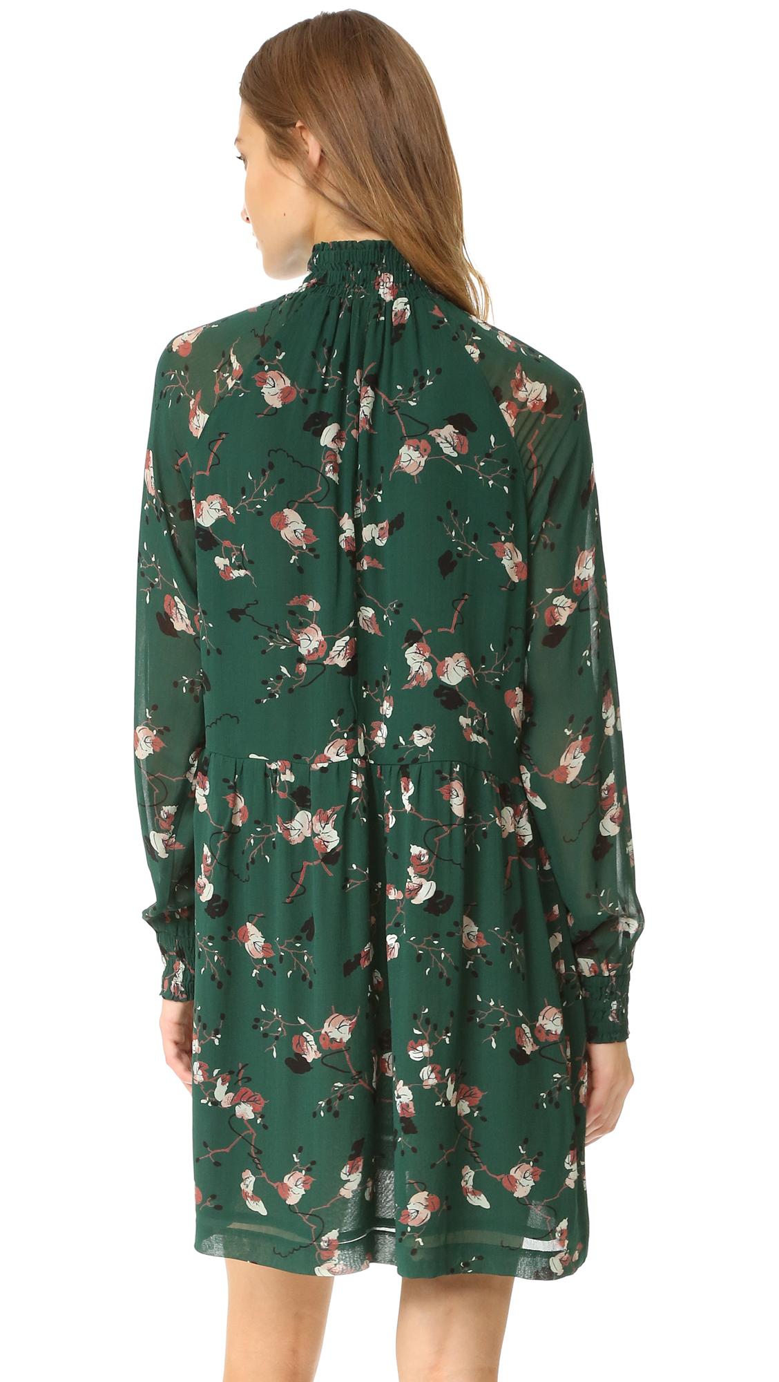 0cdd9655 GANNI Marietta Georgette Dress | SHOPBOP
