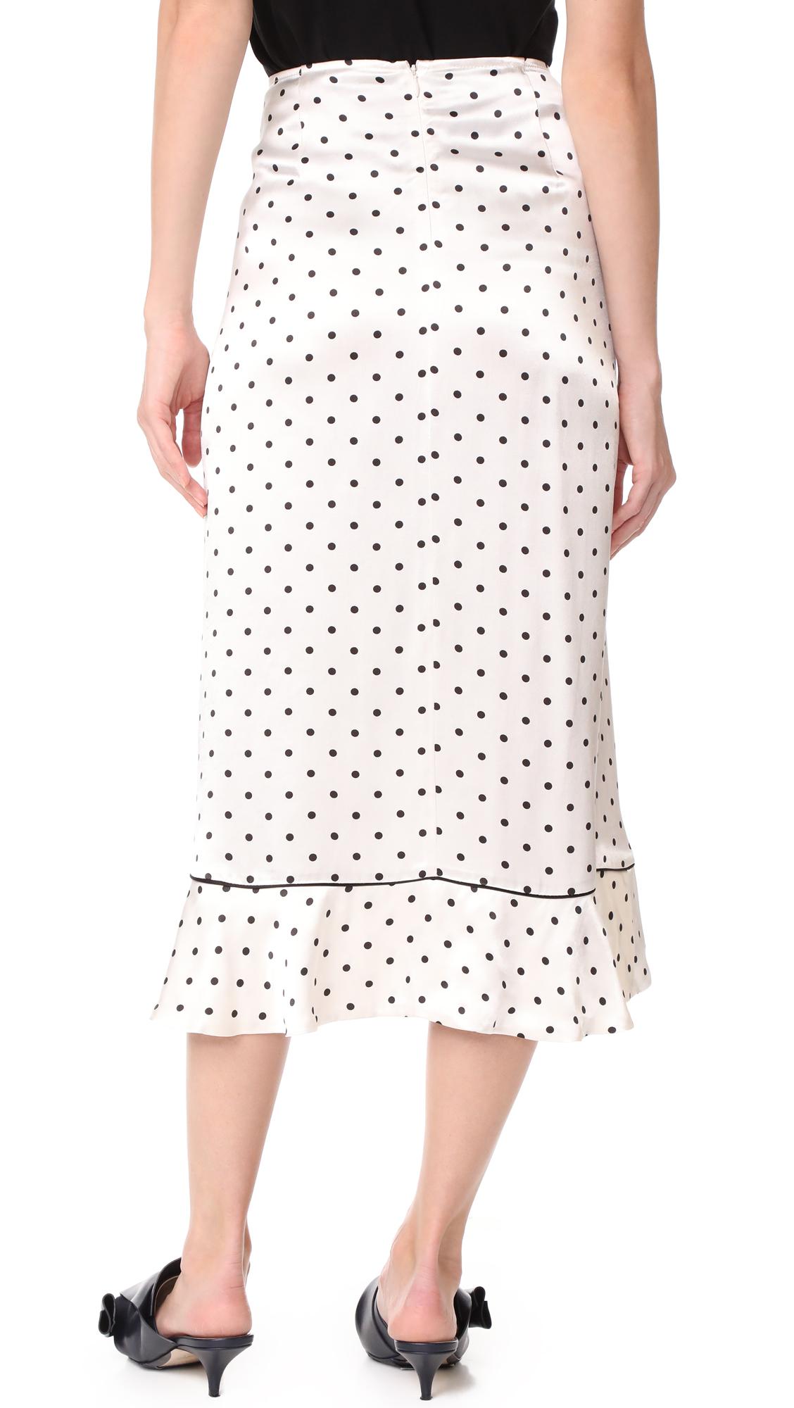b4094c333e GANNI Leclair Skirt   SHOPBOP