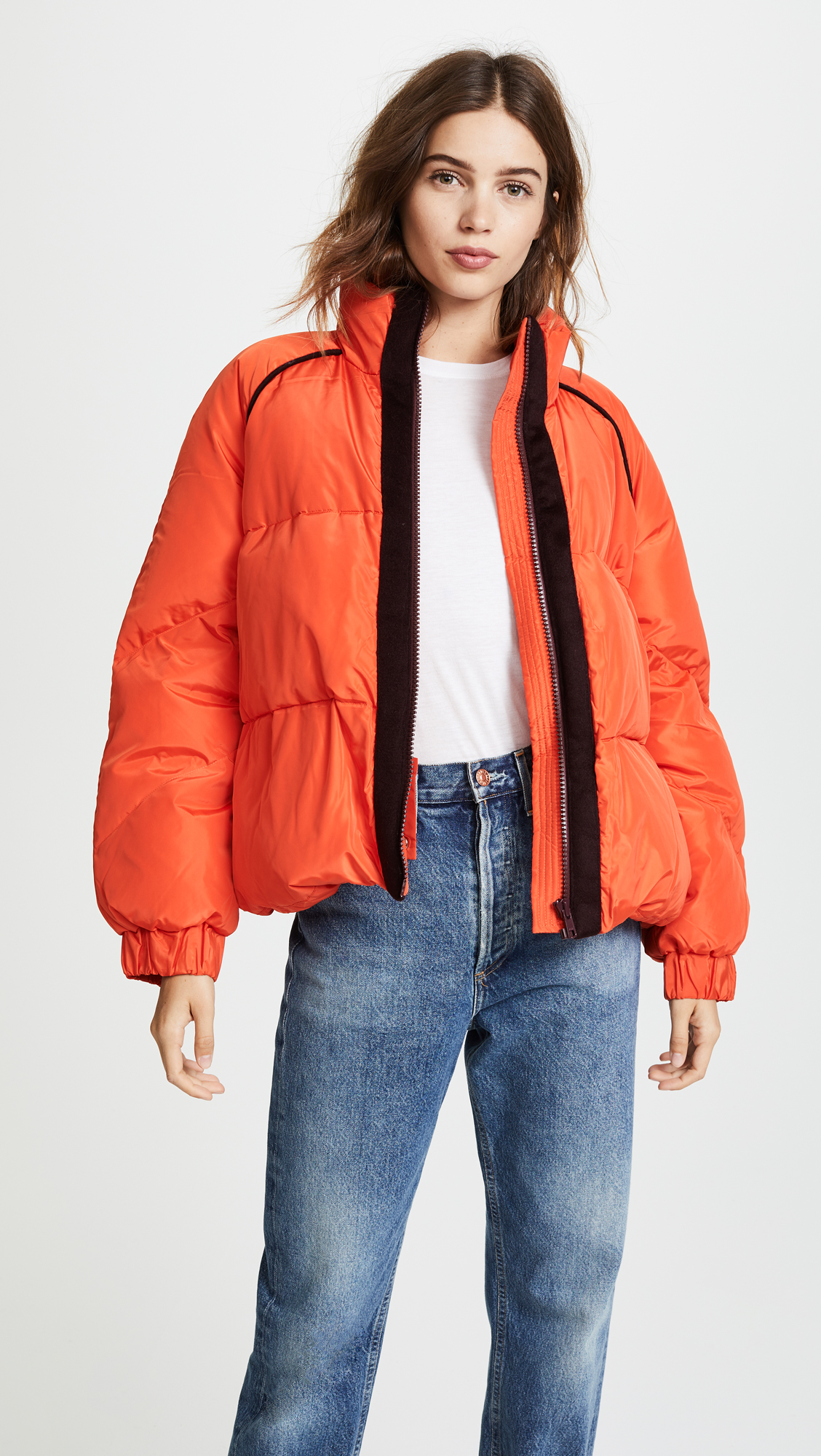127fd2e4ce9e6 GANNI Fountain Puffer Jacket | SHOPBOP