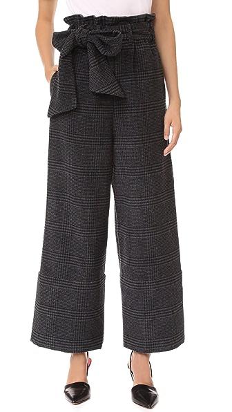 Ganni Woodside Pants